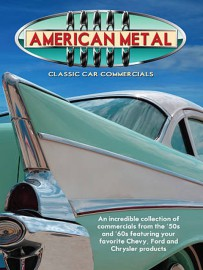 American Metal Classic Car Commercials