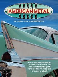American Metal Classic Car Commercials