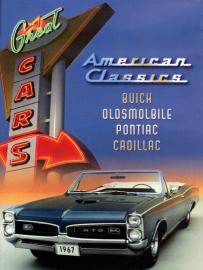 American Classics Buick Olds Pontiac Cadillac