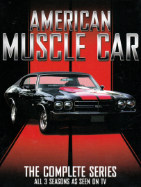 American Muscle Car Complete Serie