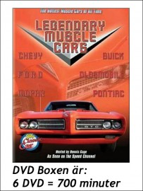 Legendary Muscle Cars