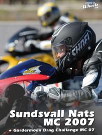 Sundsvall Raceway Nats 2007 MC